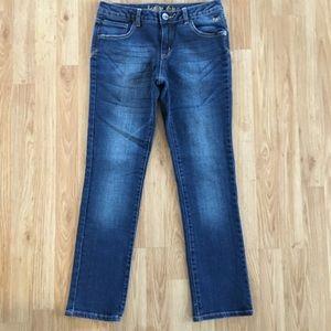Girls Justice premium jeans size 12